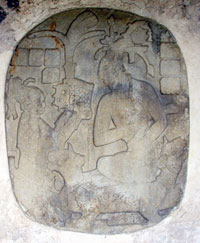 Pic 9: Lord Pakal being crowned
