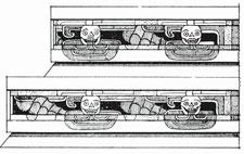 Pic 9: Artistic 'tableros' on the main pyramid at Cholula