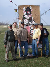 Pic 10: Atlatl competitions are a thriving sport in the USA