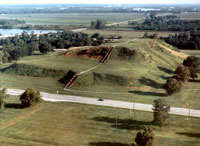 Pic 2: Cahokia Mounds