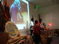 Graciela invites a hands-on go at traditional Mexica(n) food preparation