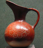 Not even the best Aztec pottery was good enough for the Mexica elite