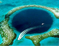 Pic 11: The Blue Hole, Belize