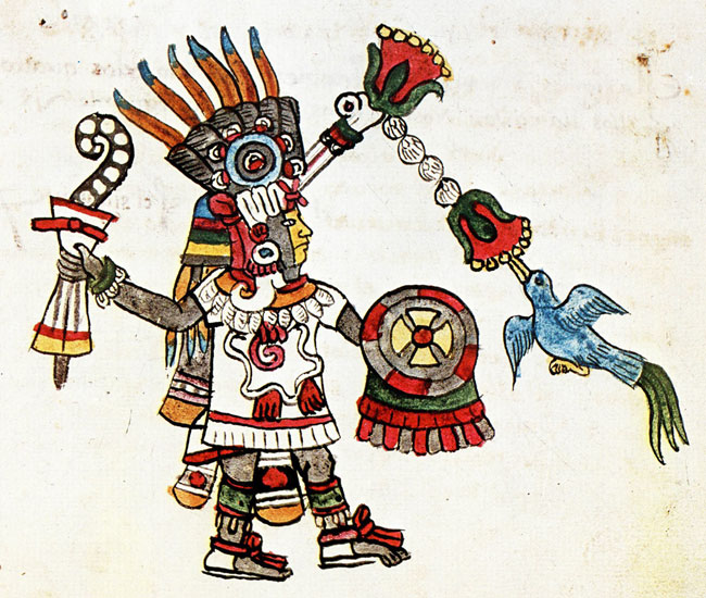 Xochiquetzal Mexico