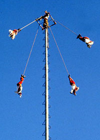Pic 6: The Voladores ceremony is still performed today!