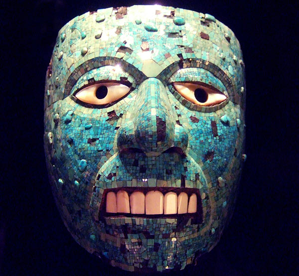 School Poems Inspired By Aztec Masks