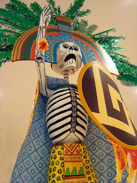 The Death Of Moctezuma 3