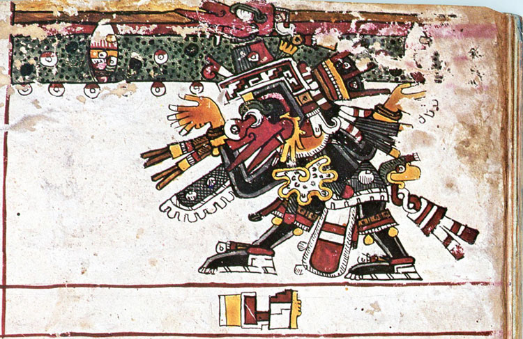 The Gods of the Mexica (1)