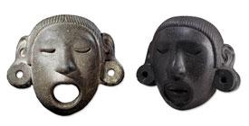 Pic 3: The British Museum Xipe Totec masks © The Trustees of the British Museum