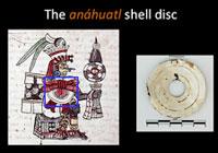 Pic 7: El 'anáhuatl' representado en los códices