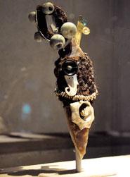 Pic 10: Uno de los cuchillos personificadores del Dios del Viento, Ofrenda 125