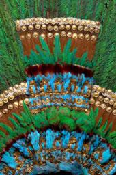 Pic 7: Headdress detail