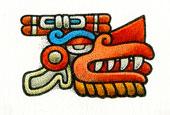 Aztec Daysign no. 2: Wind