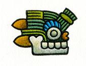 Aztec Daysign no. 12: Grass