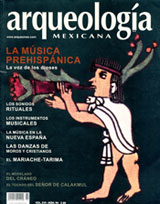 Pic 4: Special edition of 'Arqueología Mexicana' on pre-Hispanic Music