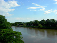 Pic 4: Grijalva River in the state of Tabasco