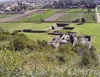 Pic 18: The ruins at Cholula