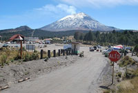 Pic 19: A view of Popocatépetl from Amecameca