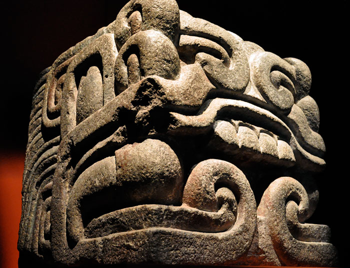 The deep roots of aztec sculpture