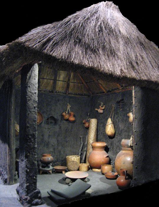 Basic Aztec Facts Aztec Houses