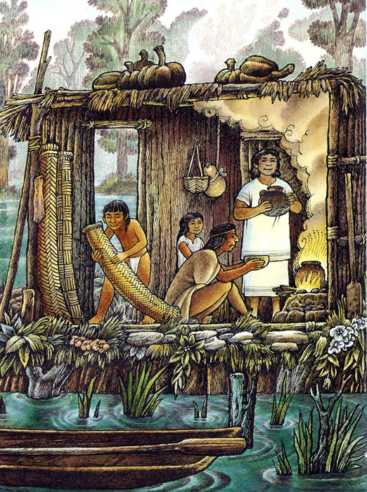 Strange Basic Aztec Facts Aztec Houses Download Free Architecture Designs Itiscsunscenecom