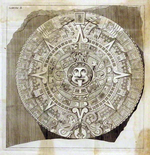 Nahui Ollin Aztec