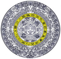 Pic 12: 'The first ring of images around the central medallion'