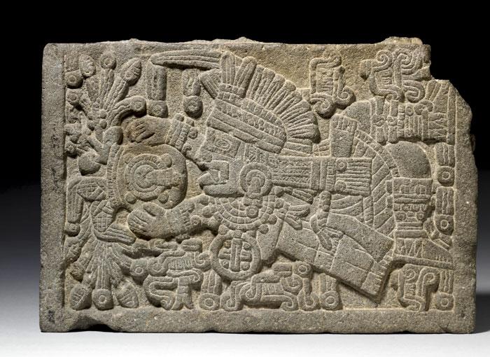 most mayan art emphasized