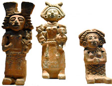 Aztec 'aunts' and 'uncles' were a bit like our 'godparents'