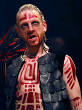Brian Ferguson as Itzcoatl