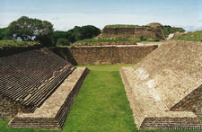 Pic 7: Ballcourt at Monte Albán (Late Classic)