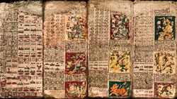 Pic 9: The Dresden Codex