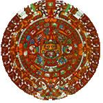 Pic 10: The Aztec 'Sunstone'