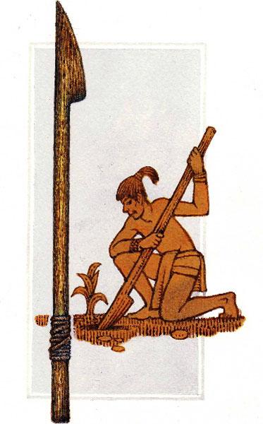 Basic Aztec facts: AZTEC TOOLS