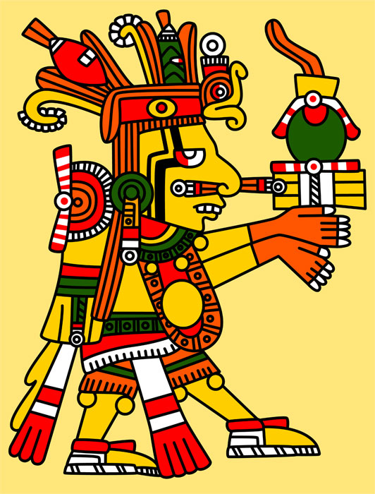 Need help identifying some Mayan effigy/statue things ...
