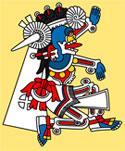 Pic 5: Mictlantecuhtli, god of death
