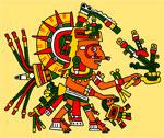 Pic 9: Tonatiuh, god of the sun