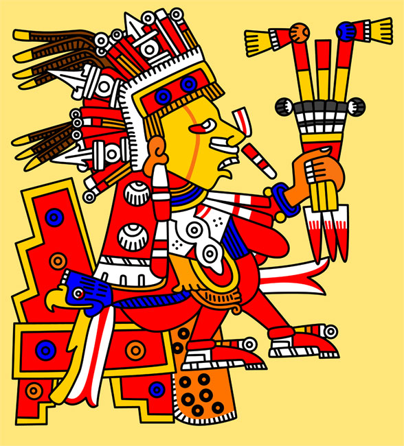 Xipe Totec Aztec God | www.pixshark.com - Images Galleries ...