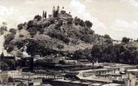 Pic 7: Postcard of the 'Cerro de los Remedios', Cholula, early-mid 20th century