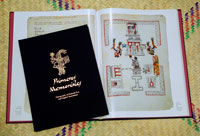 Pic 8: The facsimile edition, with separate translation, of 'Primeros Memoriales'
