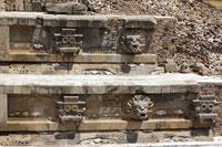 Pic 7: Tlaloc as represented at Teotihuacan