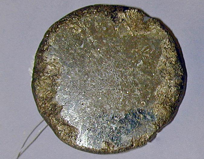 mexico olmec gold coin