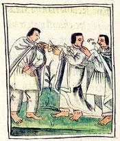 Pic 6: 'The good lawyer'; Florentine Codex, Book 10