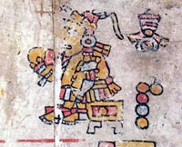 Pic 3: The mysterious sixth musician in the Codex Becker (fol. 9, detail)...