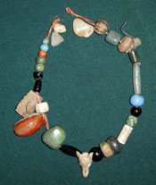 'Aztec necklace', Russell-Cotes Art Gallery and Museum, Bournemouth
