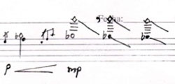 fig 7: Incorporando glissando