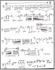 Fig 10: Improvisación para ocarina solo