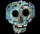 Pic 14: Quetzalcoatl mask, British Museum