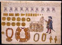 Pic 7: A Spanish 'encomendero' sets Nahua (Aztec) men on fire. Folio 8 of the Codex Kingsborough