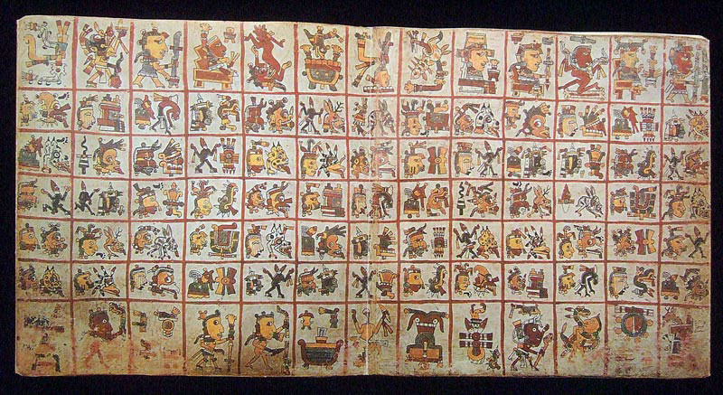 aztec language and writing